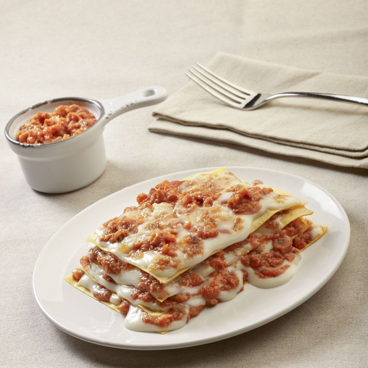 Lasagne Vegan con Mopur 400g